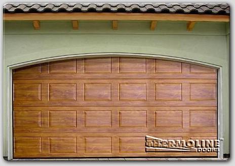 Секционные ворота фото 26