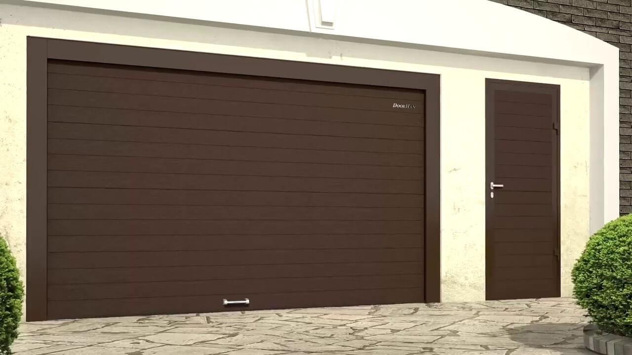 Ремонт гаражных ворот Дорхан цена