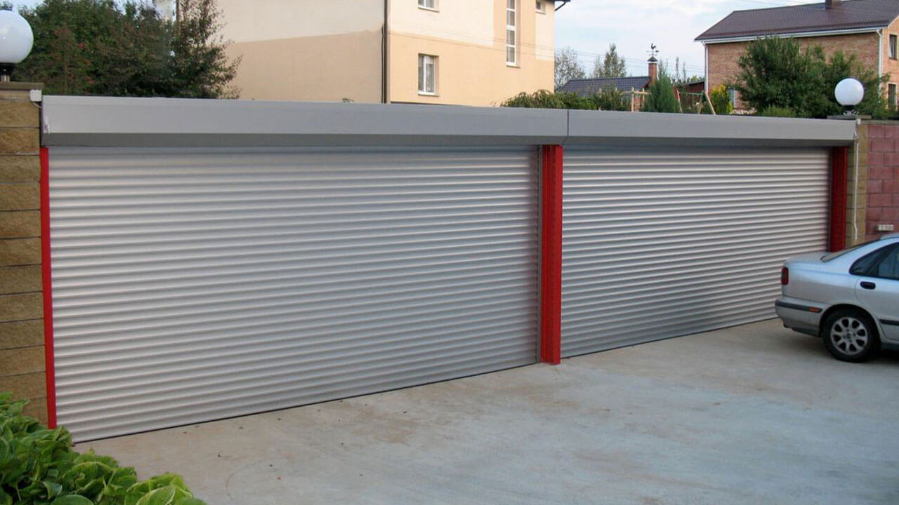 Ремонт роллетных гаражных ворот цена