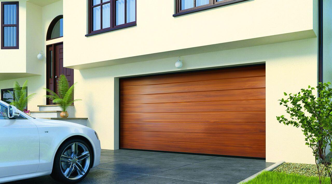 Виды и типы гаражных ворот