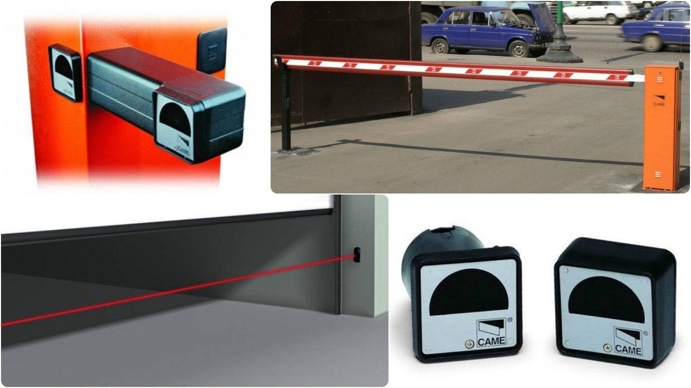 Автоматика и элементы безопасности ворот