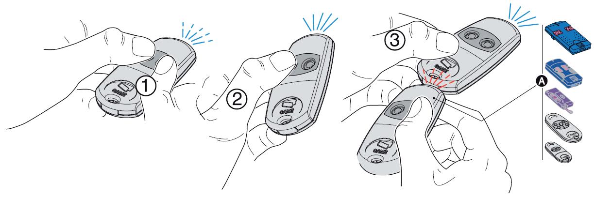Как запрограммировать пульт от автоматических ворот?